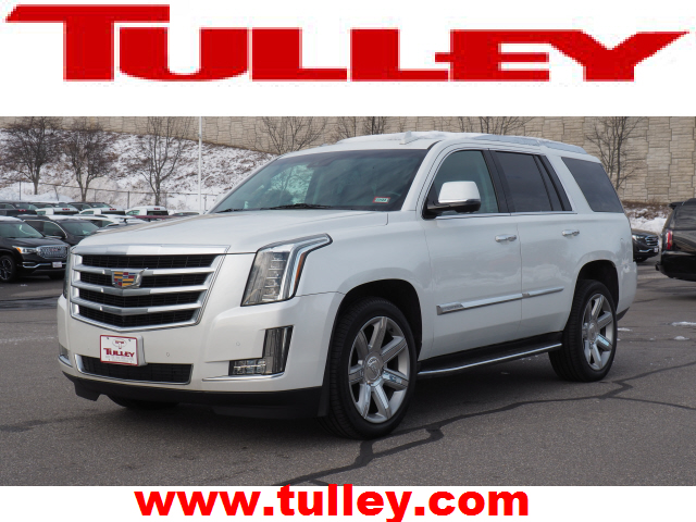 Pre-Owned 2016 Cadillac Escalade 4WD 4dr Luxury Collection