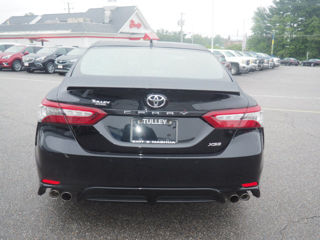 Pre Owned 2018 Toyota Camry XSE V6 Auto 4dr Car In Nashua #MB18937M |  Tulley Mazda