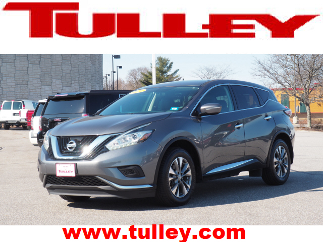 Pre-Owned 2015 Nissan Murano AWD 4dr S