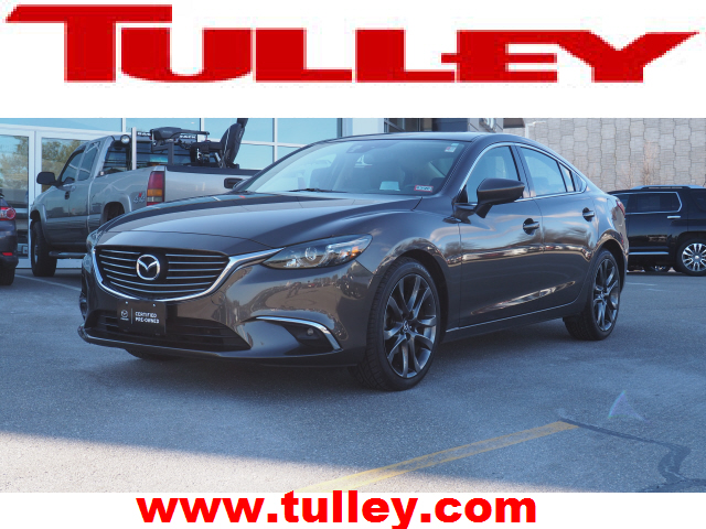 Certified Pre-Owned 2016 Mazda6 4dr Sdn Auto i Grand Touring