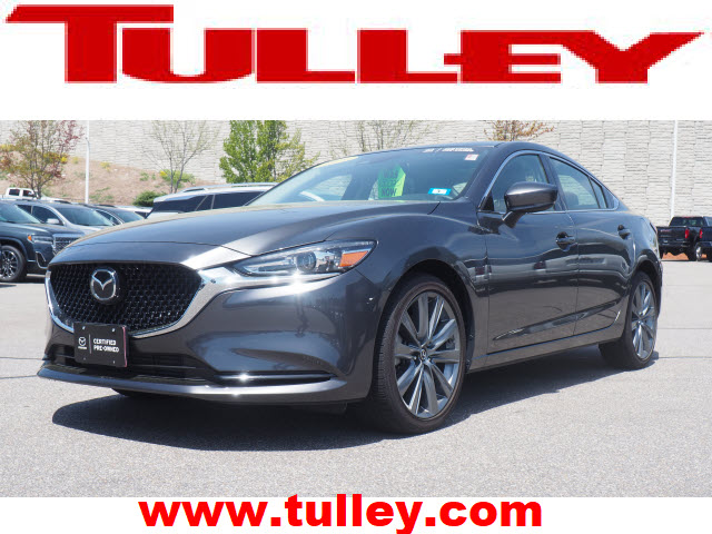 Certified Pre-Owned 2019 Mazda6 Grand Touring Auto