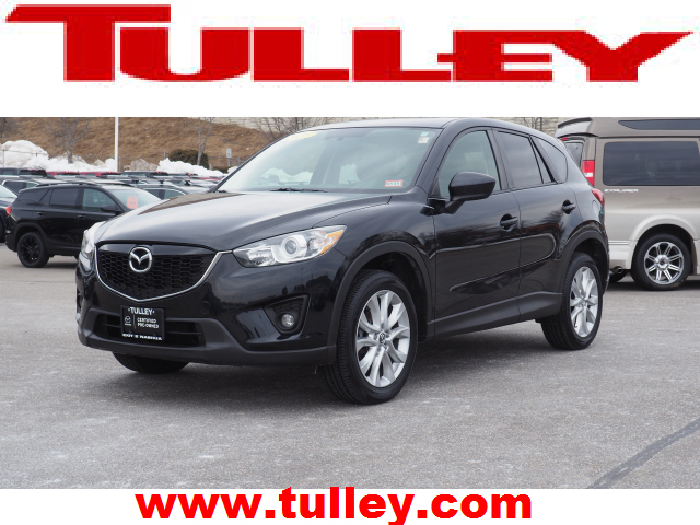 Certified Pre-Owned 2015 Mazda CX-5 AWD 4dr Auto Grand Touring