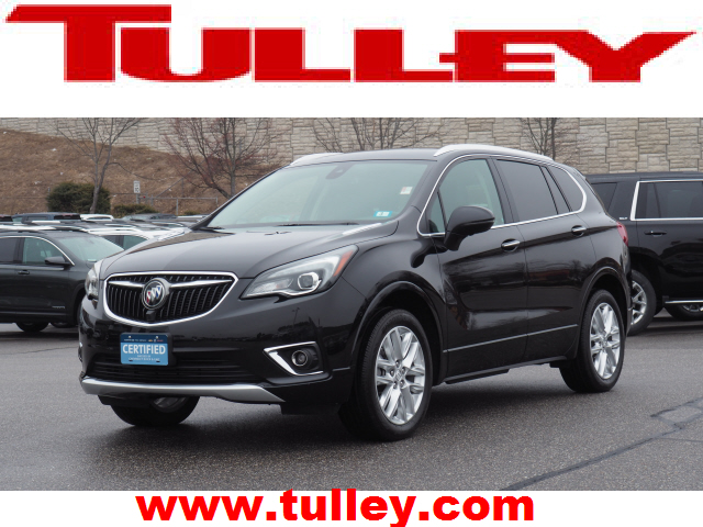 Pre-Owned 2019 Buick Envision AWD 4dr Premium II