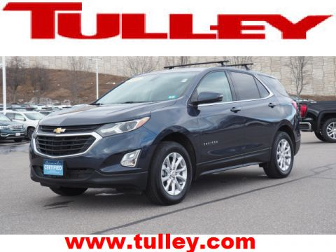 Pre-Owned 2019 Chevrolet Equinox AWD 4dr LT w/1LT