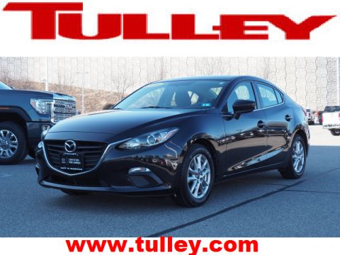 Certified Pre-Owned 2016 Mazda3 4dr Sdn Man i Sport