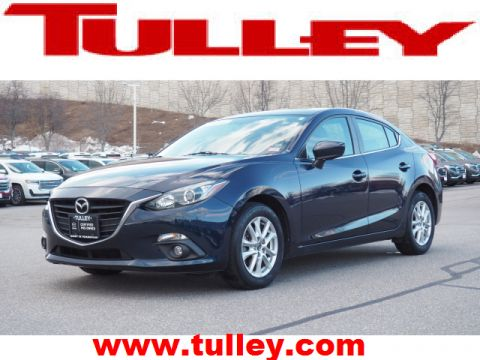 Certified Pre-Owned 2016 Mazda3 4dr Sdn Auto i Touring