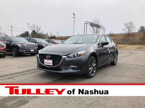 New 2018 Mazda3 5-Door Touring Auto