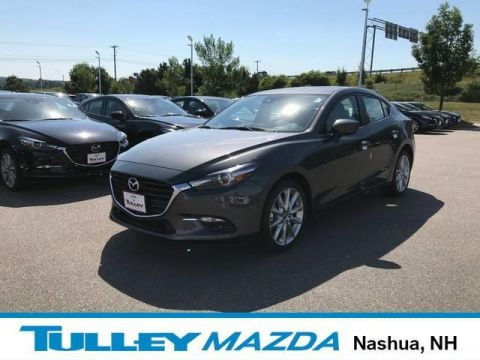 New 2017 Mazda3 4-Door Grand Touring Auto