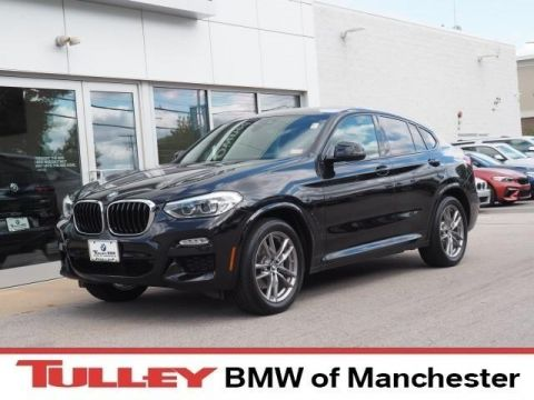 Pre-Owned 2019 BMW X4 xDrive30i Sports Activity Coupe