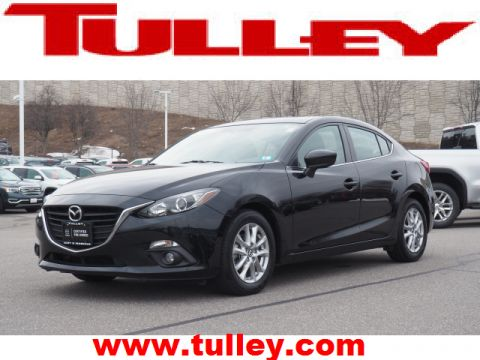 Certified Pre-Owned 2016 Mazda3 4dr Sdn Man i Touring