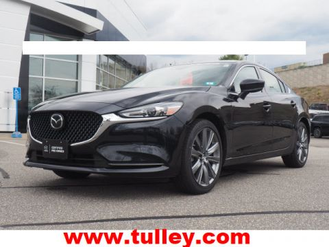 Certified Pre-Owned 2019 Mazda6 Touring Auto