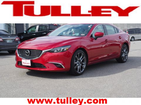 Pre-Owned 2017 Mazda6 Grand Touring Auto