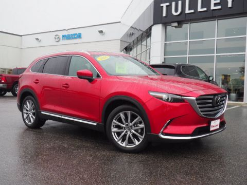 Pre-Owned 2016 Mazda CX-9 AWD 4dr Grand Touring