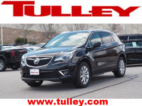 Pre-Owned 2020 Buick Envision AWD 4dr Essence