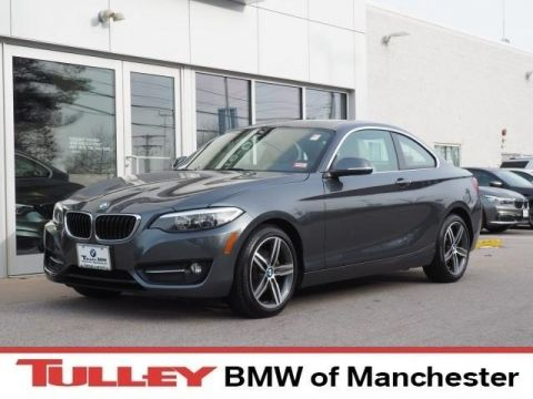 Pre-Owned 2017 BMW 2 Series 230i xDrive Coupe