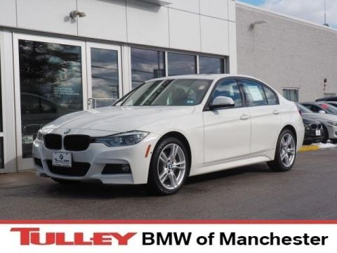 Pre-Owned 2017 BMW 3 Series 340i xDrive Sedan